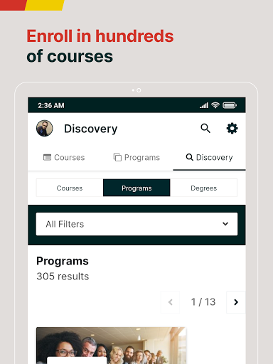 edX Online Courses by Harvard MIT Berkeley IBM v2.24.3 screenshots 12