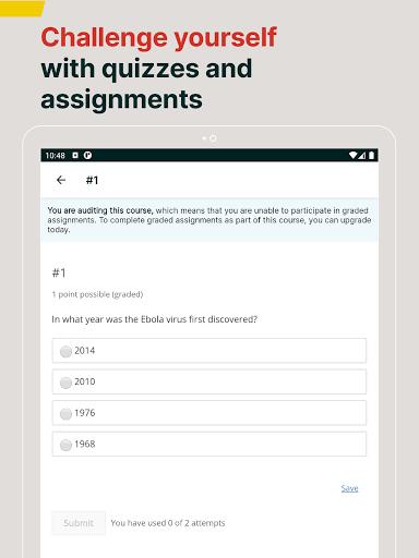 edX Online Courses by Harvard MIT Berkeley IBM v2.24.3 screenshots 14