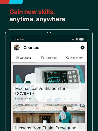 edX Online Courses by Harvard MIT Berkeley IBM v2.24.3 screenshots 7