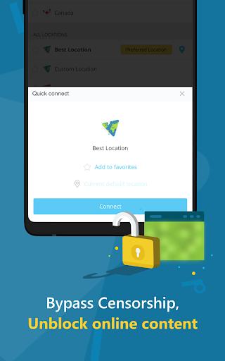hide.me VPN – fast amp safe with dynamic Double VPN v screenshots 4