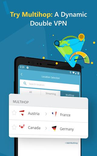 hide.me VPN – fast amp safe with dynamic Double VPN v screenshots 7