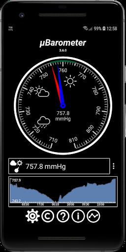 mu Barometer v4.4.1 screenshots 1