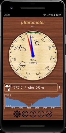 mu Barometer v4.4.1 screenshots 2