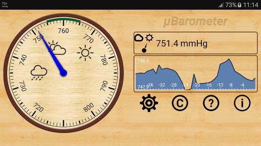 mu Barometer v4.4.1 screenshots 5