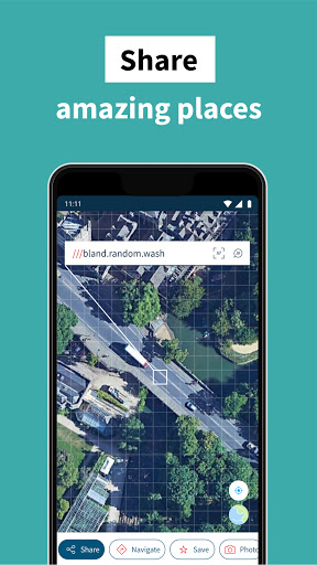 what3words Never get lost again v4.8.3 screenshots 2