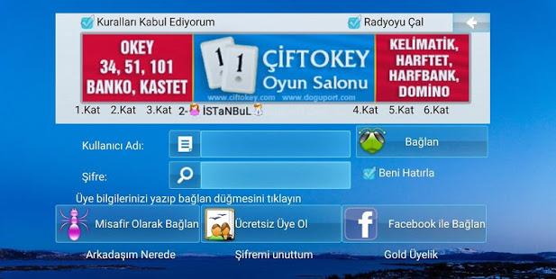 101 Okey Domino batak hakkarim.net yzbir ve okin v2.1.8 screenshots 2