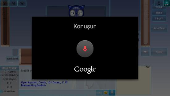 101 Okey Domino batak hakkarim.net yzbir ve okin v2.1.8 screenshots 8