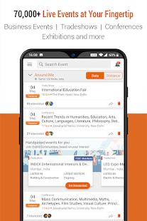 10times – Find Events Tradeshow amp Conferences v3.8.6 screenshots 2