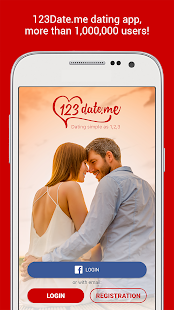 123 Date Me. Dating and Chat Online v1.45 screenshots 1