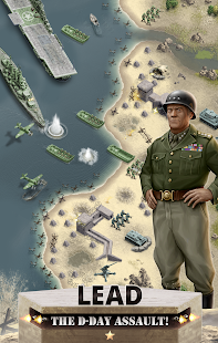 1944 Burning Bridges – a WW2 Strategy War Game v1.5.3 screenshots 1