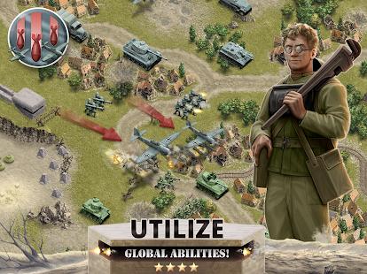1944 Burning Bridges – a WW2 Strategy War Game v1.5.3 screenshots 10