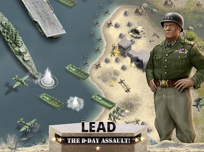1944 Burning Bridges – a WW2 Strategy War Game v1.5.3 screenshots 13