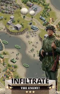 1944 Burning Bridges – a WW2 Strategy War Game v1.5.3 screenshots 3