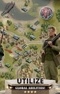 1944 Burning Bridges – a WW2 Strategy War Game v1.5.3 screenshots 4
