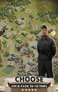 1944 Burning Bridges – a WW2 Strategy War Game v1.5.3 screenshots 5