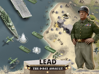 1944 Burning Bridges – a WW2 Strategy War Game v1.5.3 screenshots 7