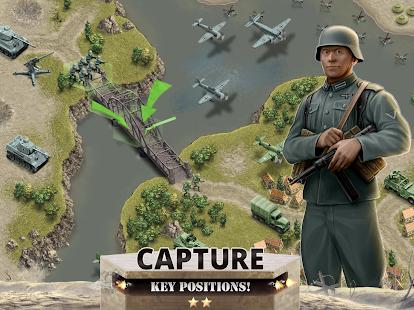1944 Burning Bridges – a WW2 Strategy War Game v1.5.3 screenshots 8