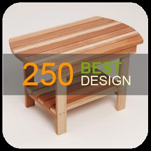 250 Wood Table Design v11.0 screenshots 1