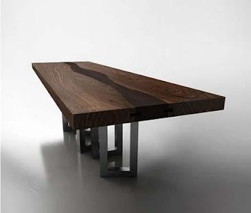 250 Wood Table Design v11.0 screenshots 2