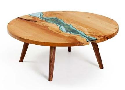 250 Wood Table Design v11.0 screenshots 3
