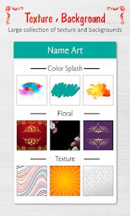 3D Art Create it Name Pics Sign v1.9 screenshots 2
