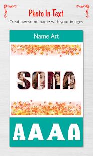 3D Art Create it Name Pics Sign v1.9 screenshots 5