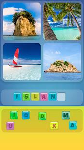 4 images 1 word Word Games v1.0.9 screenshots 1