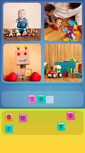 4 images 1 word Word Games v1.0.9 screenshots 4