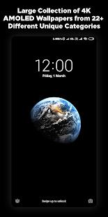 4K AMOLED Wallpapers – Live Wallpaper Changer v1.6.5 screenshots 3
