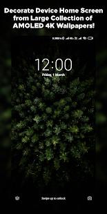 4K AMOLED Wallpapers – Live Wallpaper Changer v1.6.5 screenshots 4