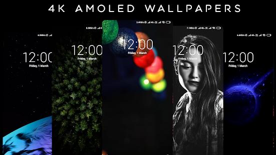 4K AMOLED Wallpapers – Live Wallpaper Changer v1.6.5 screenshots 9