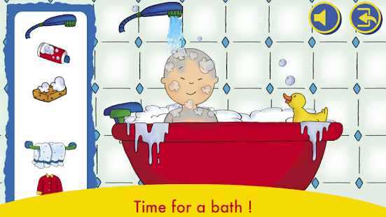 A Day with Caillou v screenshots 22