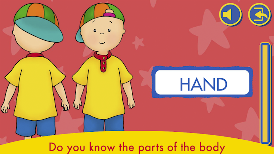 A Day with Caillou v screenshots 24