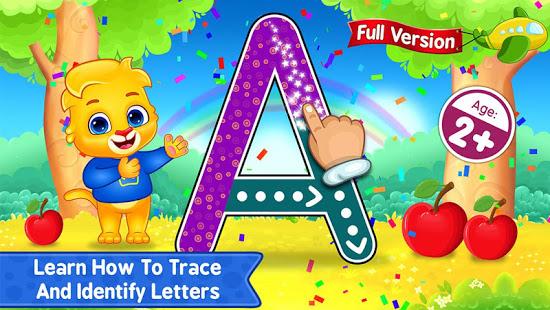 ABC Kids – Tracing amp Phonics v1.6.4 screenshots 1