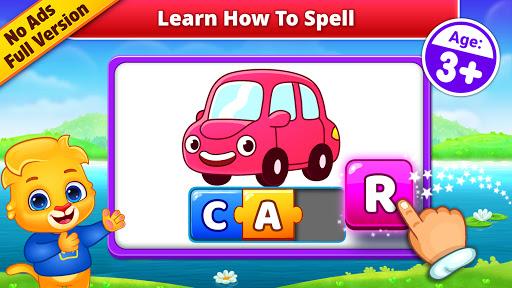 ABC Spelling – Spell amp Phonics v1.3.7 screenshots 1