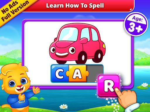 ABC Spelling – Spell amp Phonics v1.3.7 screenshots 8