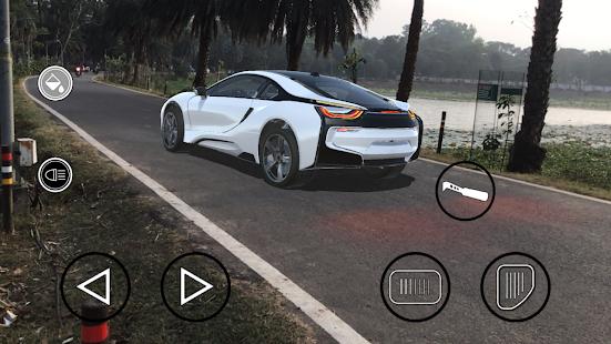 AR Real Driving – Augmented Reality Car Simulator v3.9 screenshots 1