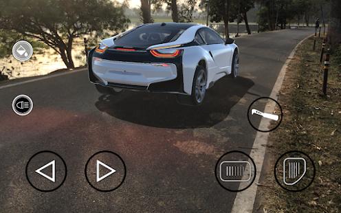 AR Real Driving – Augmented Reality Car Simulator v3.9 screenshots 11