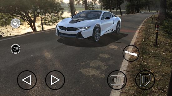 AR Real Driving – Augmented Reality Car Simulator v3.9 screenshots 2