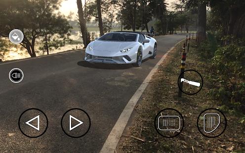 AR Real Driving – Augmented Reality Car Simulator v3.9 screenshots 21