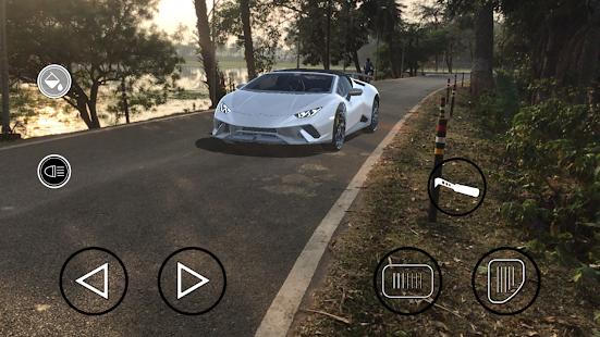 AR Real Driving – Augmented Reality Car Simulator v3.9 screenshots 4