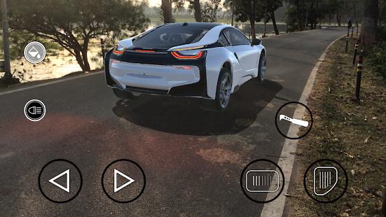 AR Real Driving – Augmented Reality Car Simulator v3.9 screenshots 5