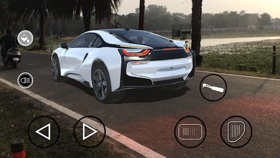 AR Real Driving – Augmented Reality Car Simulator v3.9 screenshots 8