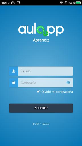 AULAPP APRENDICES v2.0.1 screenshots 1