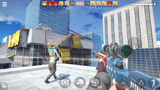 AWP Mode Elite online 3D sniper action v1.8.0 screenshots 1