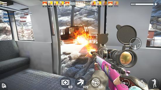 AWP Mode Elite online 3D sniper action v1.8.0 screenshots 13