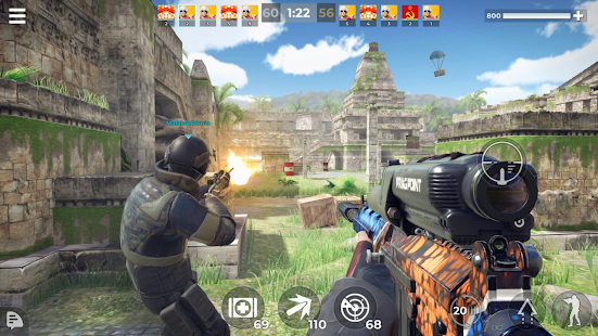 AWP Mode Elite online 3D sniper action v1.8.0 screenshots 2