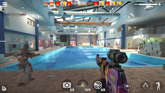 AWP Mode Elite online 3D sniper action v1.8.0 screenshots 20