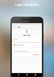 AXONWEB v1.6.3 screenshots 2