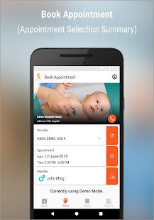 AXONWEB v1.6.3 screenshots 3